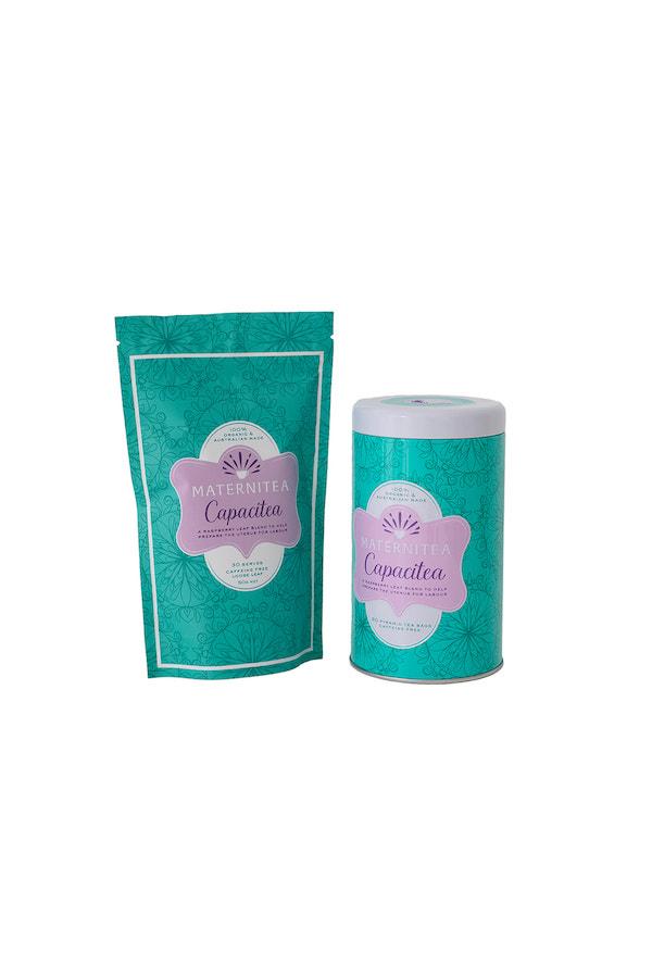 Capacitea Tea Bland Packages