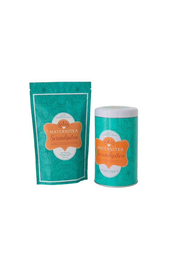 Serendipitea Tea Blend Packages