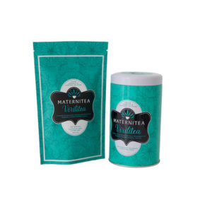 Virilitea Tea Blend Packaging